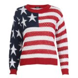 Amazon.com: american flag sweater