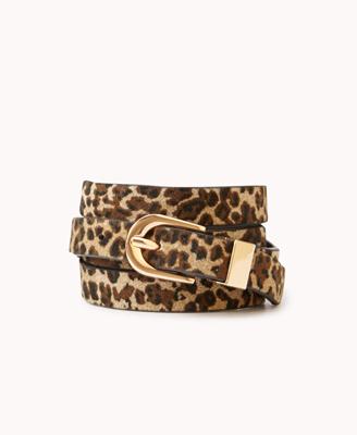 Leopard hip belt
