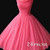 Charming Vintage Ball Gown Short Prom Dresses, Homecoming Dress - 24prom