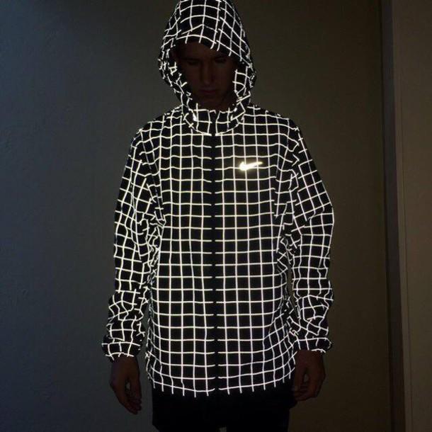 Jacket Nike Vapor Reflective Jacket Squared Health