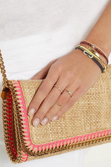 SCOSHA|Lolli 10-karat gold diamond ring|NET-A-PORTER.COM