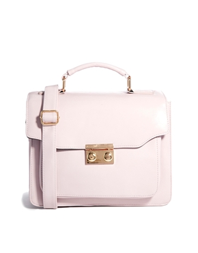 ASOS | ASOS Concertina Satchel Bag at ASOS