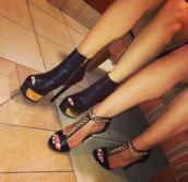 shoes,high heels,black high heels,cute high heels,platform high heels,escarpins,ankles,ankle strap,anklestrap heels,heels