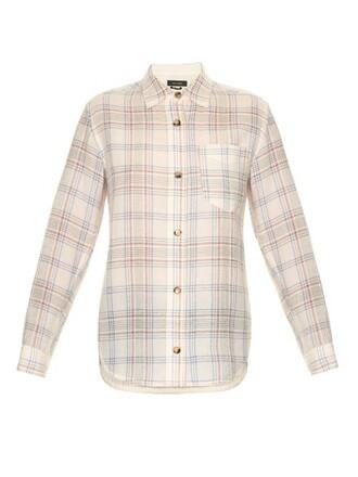 shirt wool top