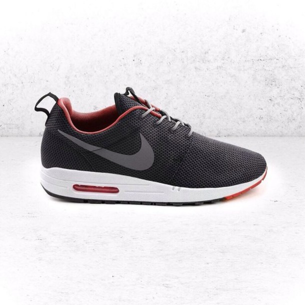 shoes grey black nike sneakers