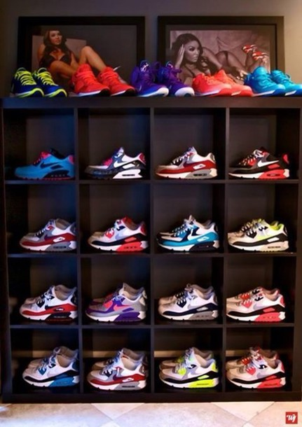 nike air max childrens trainers