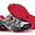 Salomon Speedcross 3 Trainers Mens Outdoor Athletic Running Sports Shoe grey black red