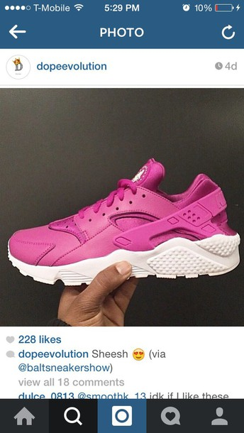 shoes huarache