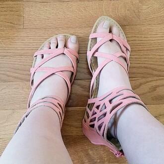 shoes city classified zooshoo zooshoo shoes zooshoo sandals sandals summer spring summer shoes spring shoes pink pink sandals flat sandals gladiator gladiators flat gladiator sandals