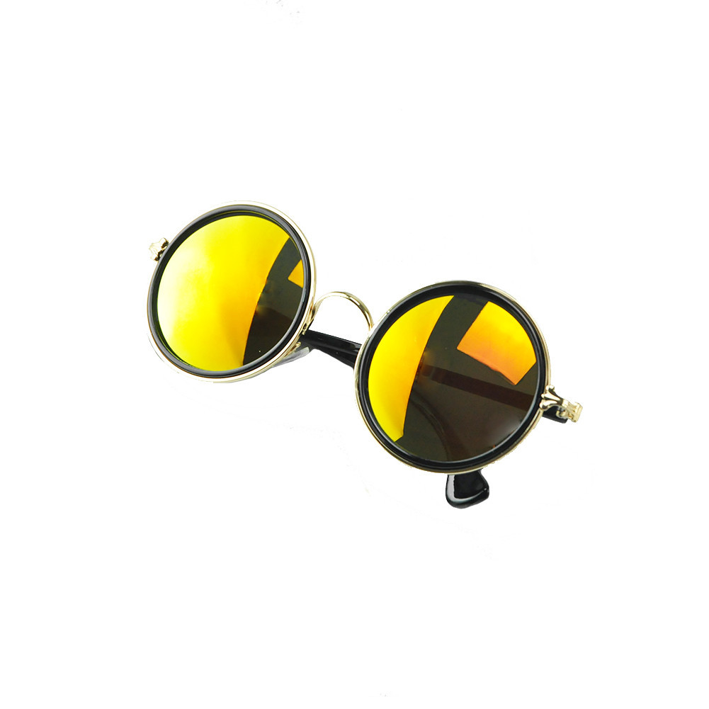 GOLDEN REFLECTION SUNGLASSES – HolyPink