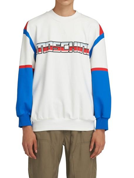 Moschino sweatshirt multicolor sweater
