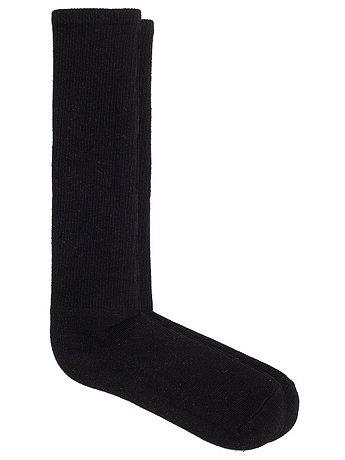 Solid Knee-High Sock | American Apparel