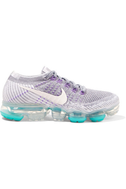 Nike sneakers lilac shoes