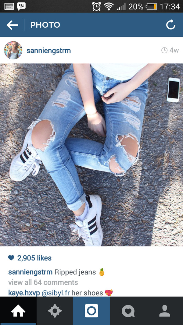 jeans blue jeans high waisted jeans acid wash jeans ripped jeans