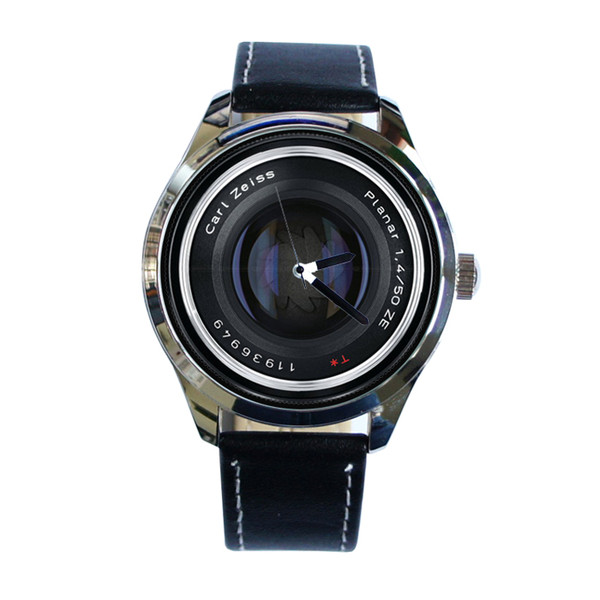 jewels watch watch leather watch camera watch cool watch unusual watch unique watch designer watch photographer's watch ziz watch ziziztime