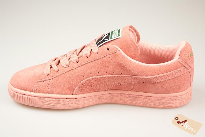 puma suede classic pastel rosa