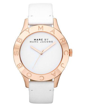 Vipxo white marc Jacobs watch