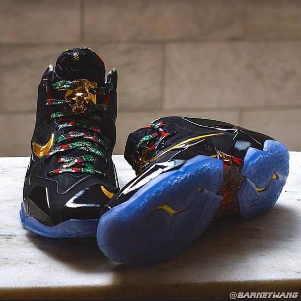 shoes dope watch the throne lebrons shoes