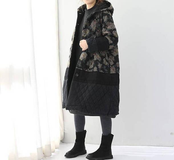 coat long padded coat long coat