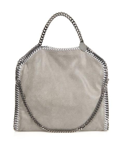 Stella McCartney bag shoulder bag suede light grey