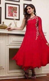 dress,partywear,anarkali suits,trendy sunglasses,salwarsuit,designerdress,partyweardress,red dress,indian dress