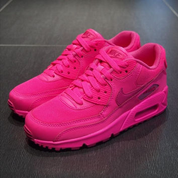NAM9009 - Nike Air Max 90 (Bright Pink) from shopzaping.com | in