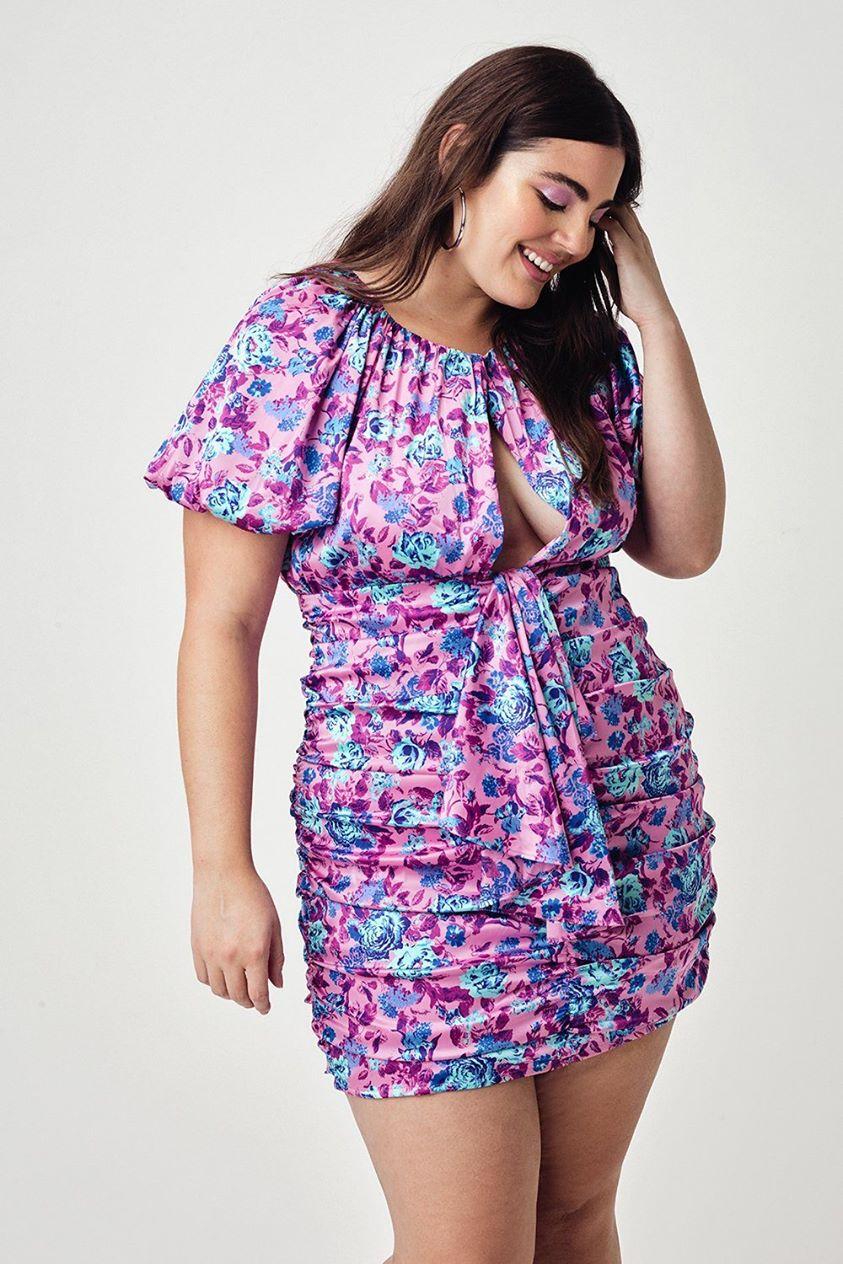 Tahiti Mini Dress