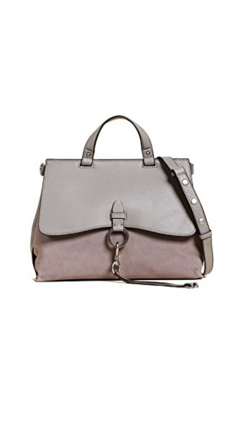 Rebecca Minkoff satchel grey bag