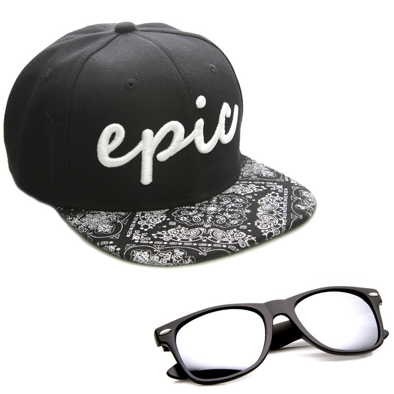 Exclusive Zerouv X Epic BMX Collaboration Snapback Cap Hat 034464816a9
