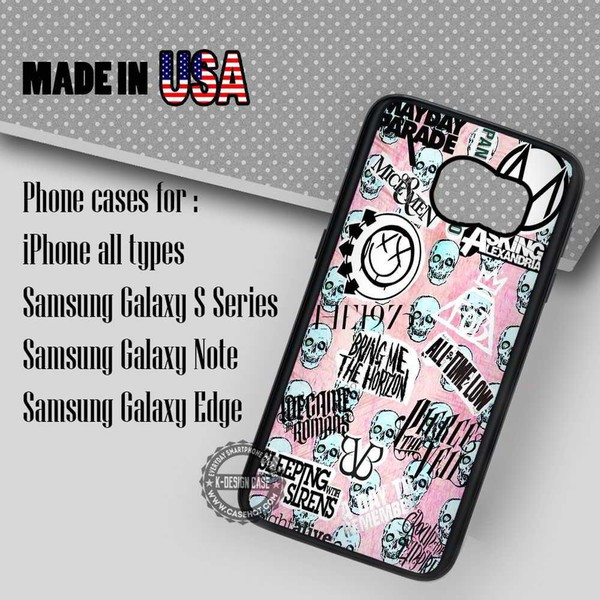 phone cover music band collage pink skull pink phone case iphone iphone case iphone cover iphone 5 case iphone 5s iphone 5c iphone 6 case iphone 6 plus iphone 6s case iphone 6s plus cases iphone 7 plus case iphone 7 case samsung galaxy cases samsung galaxy s5 cases samsung galaxy s6 case samsung galaxy s6 edge case samsung galaxy s6 edge plus case samsung galaxy s7 samsung galaxy s7 edge case samsung galaxy s8 cases samsung galaxy s8 plus case samsung galaxy note 4 samsung galaxy note 5