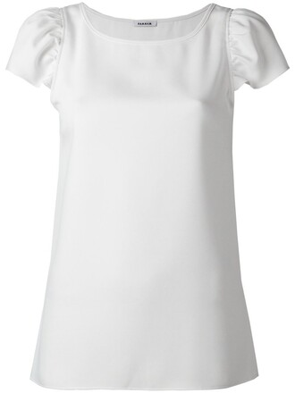 t-shirt shirt women white top