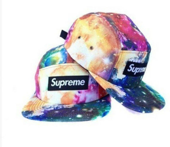 New Fashion Supreme Galaxy Hats Snapback Hip Hop Adult Adjustable Baseball Cap | eBay