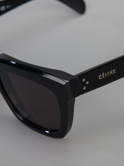 Céline Square Sunglasses -  - Farfetch.com