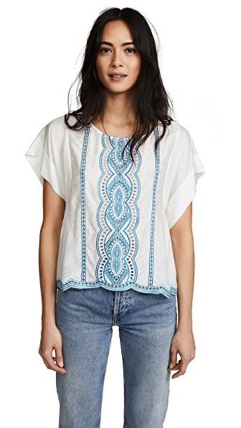 Ella Moss blouse top