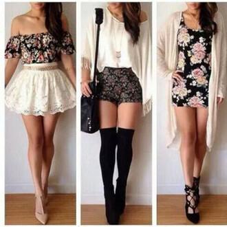 dress floral dress black floral dress bodycon dress