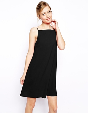ASOS | ASOS Simple Shift Dress at ASOS
