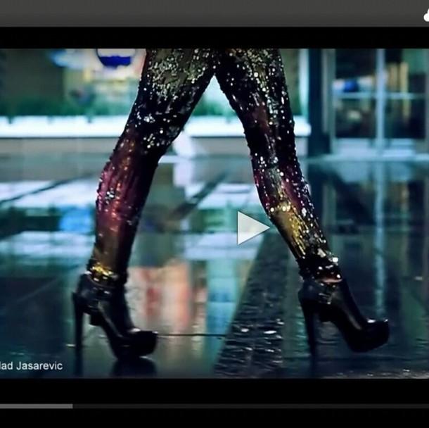 pants sparkle