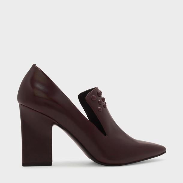 embellished heels shoes