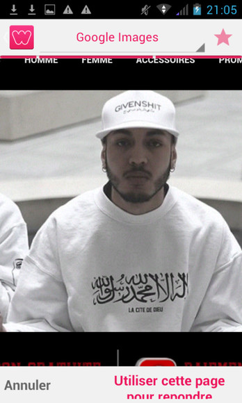givenchy top streetwear dope arabic arabic calligraphy