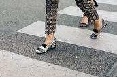 shoes,fashion week street style,fashion week 2016,fashion week,paris fashion week 2016,printed shorts,mid heel pumps,zebra,zebra print,streetstyle,gucci,gucci shoes,pilgrim shoes,high heel loafers
