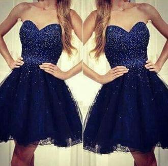 dress blue dress blue glitter