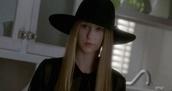 hat,american horror story,fedora,bowler hat,zoe