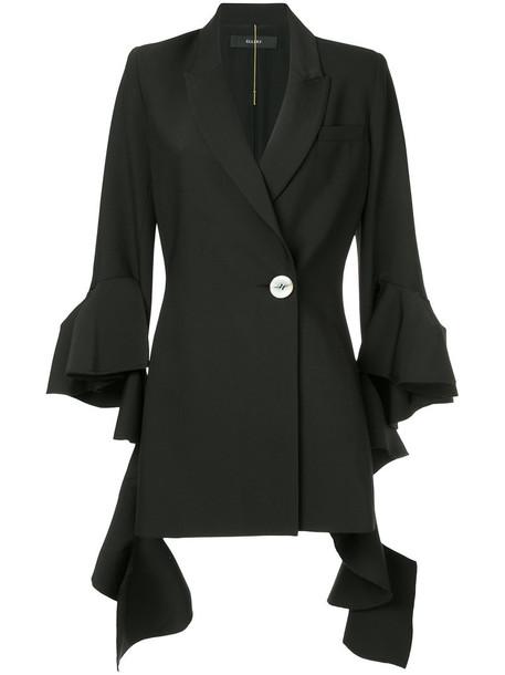 ellery jacket women black wool