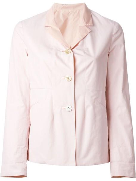 Jil Sander blazer purple pink jacket