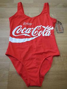 Rouge Blanc De Coca Cola Maillot Bain Eie9wdhy2 lJFK1Tc