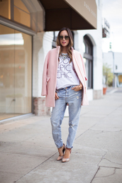 song of style,t-shirt,coat,jeans,shoes,jewels