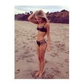 swimwear,black bikini,bikini,open,cut-out,nice,black,cute,tumblr,thin,thinspo,thinspoo,love,lovely