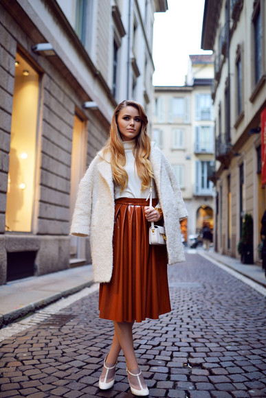 kayture t-shirt skirt shoes coat bag
