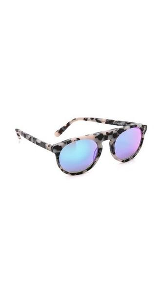matte snow sunglasses
