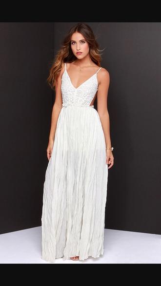 dress prom dress ergent helpmefindthis white dress